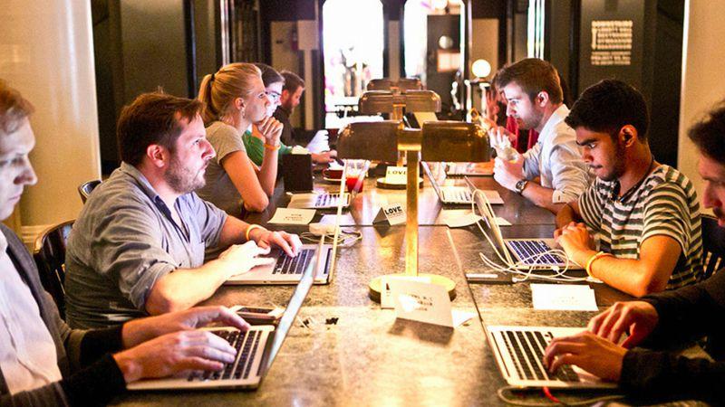 Startup Crodity promove um Hackathon para selecionar programadores
