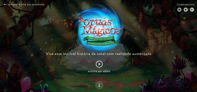 Iguatemi investe em aplicativo de realidade aumentada para este Natal