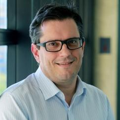 Advogado Rodrigo Vieira, especialista em startups e fintechs, do TozziniFreire
