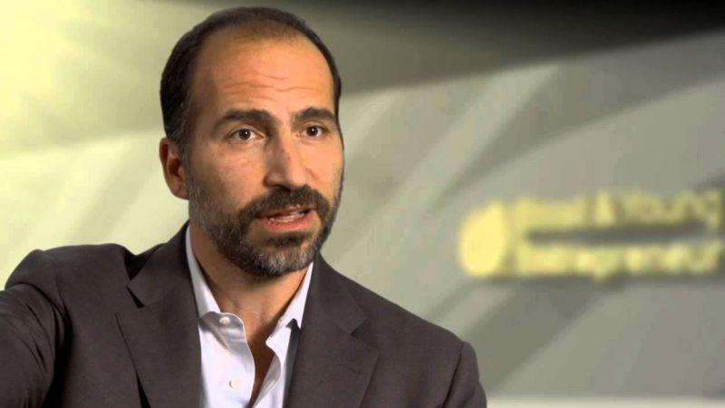 Dara Khosrowshahi, CEO do Uber