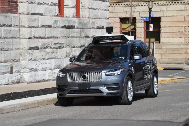 A Uber desistiu dos carros autônomos?