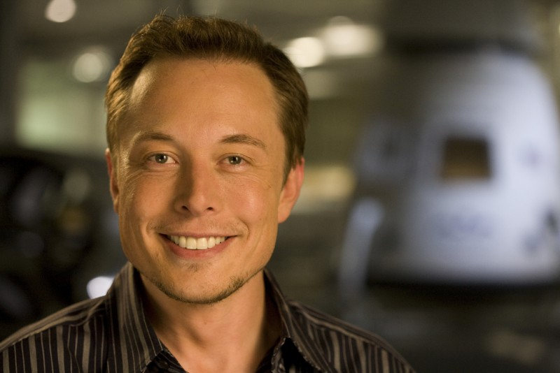 Elon Musk, da Tesla e SpaceX: