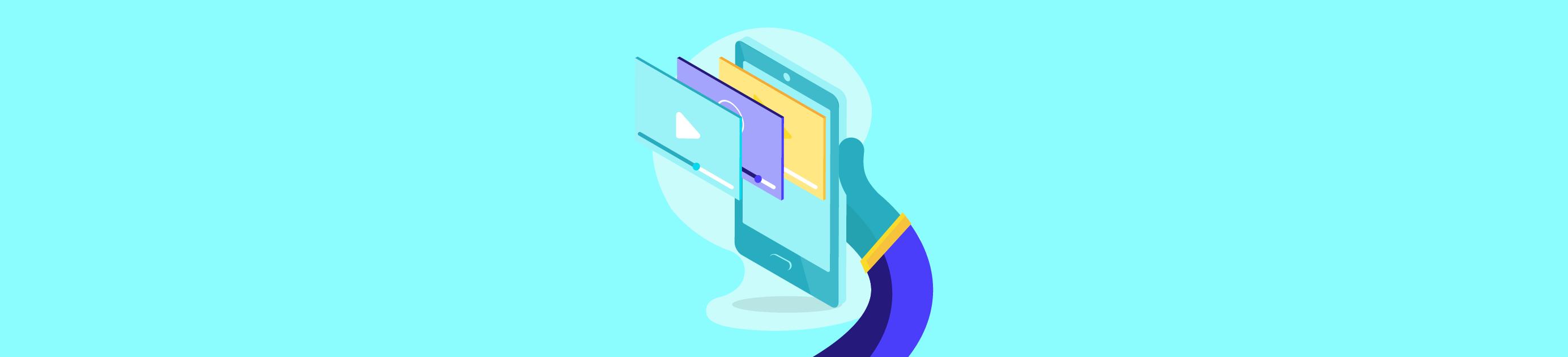 samba tech videos personalizados