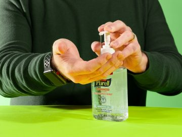 """Qual é o produto """"álcool gel"""" da sua empresa?"""