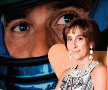 Viviane Senna: lições para os novos tempos, a partir da Covid-19