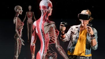 Startup MedRoom utiliza VR para ensino de medicina à distância