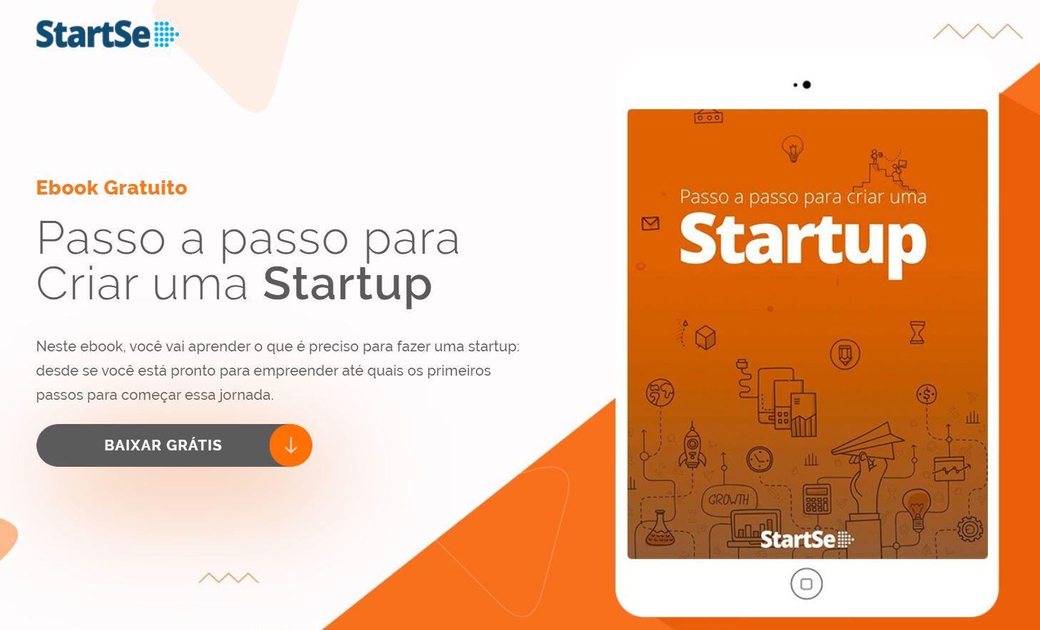 passo a passo para cirar uma startup