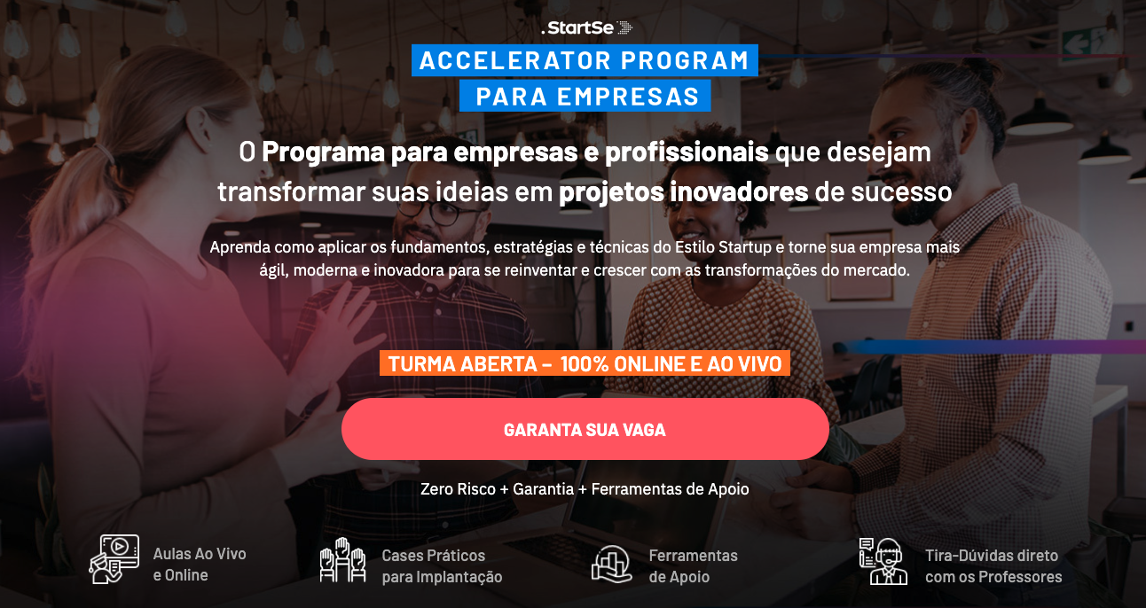 Accelerator Program da StartSe