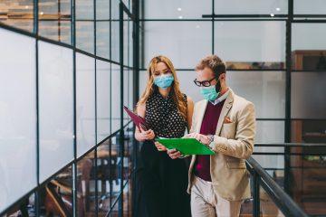Como a pandemia mudou os negócios e as relações empresariais